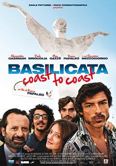 Locandina di Basilicata Coast to Coast