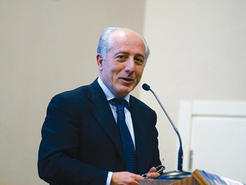 Gianpiero Perri, DG APT Basilicata