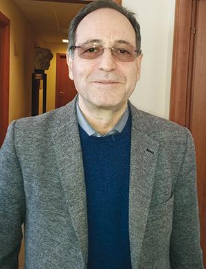 Francesco Canestrini, curatore del volume
