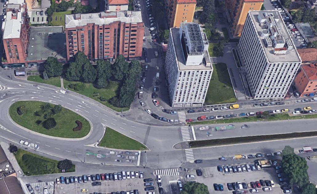 Uffici di milano total e p italia for Uffici attrezzati milano